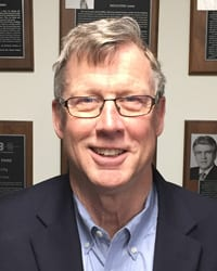 Vance Harrison, OAB President