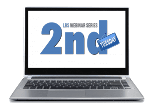 2nd Tuesday Webinars
