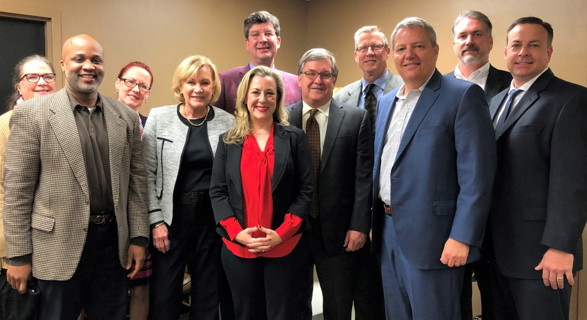 OAB meets with new Congressional Representative - OABOK